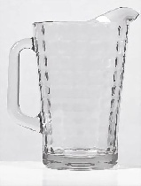 Pitcher 1,4 l strukturiert<br />